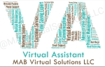 Here are some of the words that describe what MAB Virtual Solutions can do for you!
